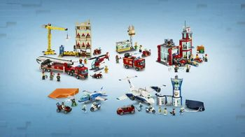 LEGO City TV Spot, 'Fire and Sky Police: Chaos in Lego City'
