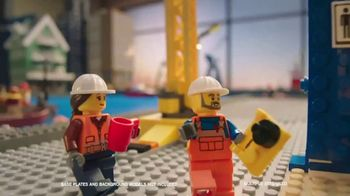LEGO City TV Spot, 'Fire and Sky Police: Chaos in Lego City' - Thumbnail 1