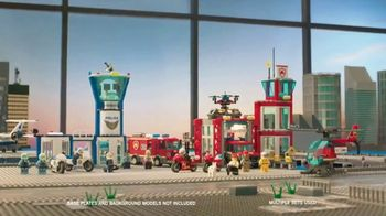 LEGO City TV Spot, 'Fire and Sky Police: Chaos in Lego City' - Thumbnail 2