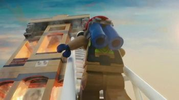 LEGO City TV Spot, 'Fire and Sky Police: Chaos in Lego City' - Thumbnail 4