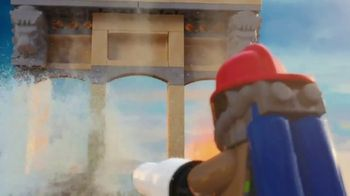 LEGO City TV Spot, 'Fire and Sky Police: Chaos in Lego City' - Thumbnail 6