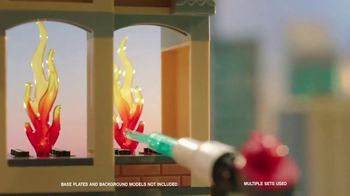 LEGO City TV Spot, 'Fire and Sky Police: Chaos in Lego City' - Thumbnail 7