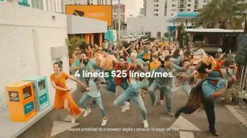Boost Mobile Unlimited Gigs TV Spot, 'Boost Mobile y Pitbull te dan más' canción de Pitbull [Spanish] - Thumbnail 7