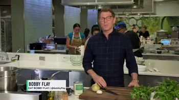 Food Network Kitchen App TV Spot, 'Bobby's Penne' - Thumbnail 2