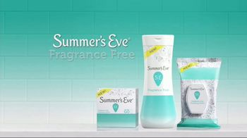 Summer's Eve TV Spot, 'One Week of Showers: Fragrance Free' - Thumbnail 10