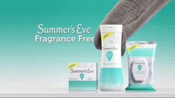 Summer's Eve TV Spot, 'One Week of Showers: Fragrance Free' - Thumbnail 9