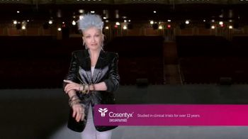 COSENTYX TV Spot, 'See Me' Featuring Cyndi Lauper - Thumbnail 8