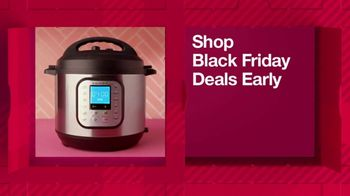 Target Black Friday Preview Sale TV Spot, 'HoliDeals' Song by Sam Smith - Thumbnail 3