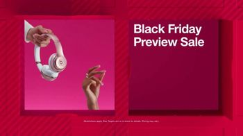 Target Black Friday Preview Sale TV Spot, 'HoliDeals' Song by Sam Smith - Thumbnail 4