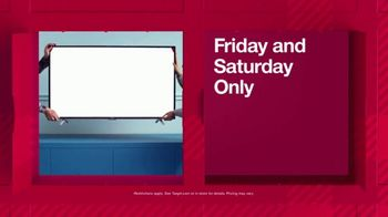 Target Black Friday Preview Sale TV Spot, 'HoliDeals' Song by Sam Smith - Thumbnail 5