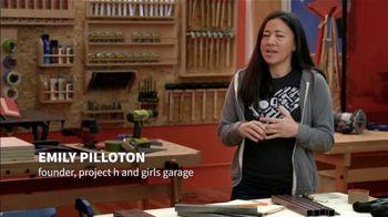 Infosys TV Spot, 'Why I Make: Emily Pilloton' - Thumbnail 1
