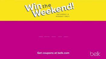 Belk Fall Frenzy TV Spot, 'Win the Weekend' - Thumbnail 3