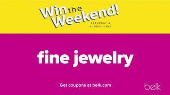Belk Fall Frenzy TV Spot, 'Win the Weekend' - Thumbnail 4