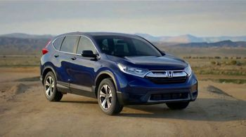 Honda Number One CR-V Event TV Spot, 'All Walks of Life' [T2] - Thumbnail 7