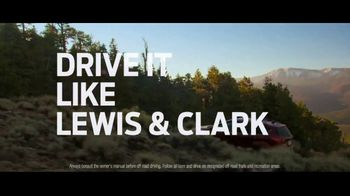 Ford SUV Season TV Spot, 'Drive It Like a Ford' Song by Pharrell [T2] - Thumbnail 3