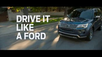 Ford SUV Season TV Spot, 'Drive It Like a Ford' Song by Pharrell [T2] - Thumbnail 6