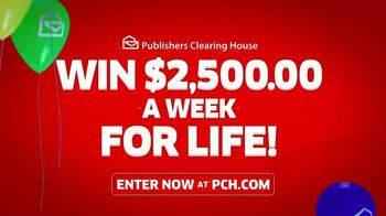 Publishers Clearing House TV Spot, 'Win $2,500 a Week for Life' Featuring Steve Harvey - Thumbnail 5