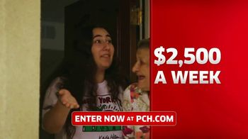 Publishers Clearing House TV Spot, 'Win $2,500 a Week for Life' Featuring Steve Harvey - Thumbnail 2