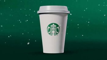 Starbucks Peppermint Mocha TV Spot, 'Moment of Merry' - Thumbnail 2