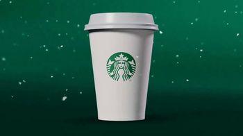 Starbucks Peppermint Mocha TV Spot, 'Moment of Merry' - Thumbnail 2