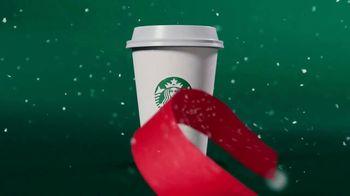 Starbucks Peppermint Mocha TV Spot, 'Moment of Merry' - Thumbnail 3