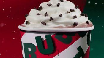 Starbucks Peppermint Mocha TV Spot, 'Moment of Merry' - Thumbnail 7