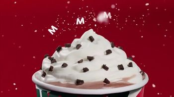 Starbucks Peppermint Mocha TV Spot, 'Moment of Merry' - Thumbnail 8