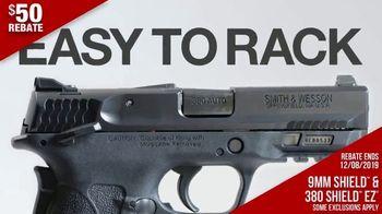 Smith & Wesson M&P Shield TV Spot, '$50 Rebate' - Thumbnail 4