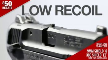 Smith & Wesson M&P Shield TV Spot, '$50 Rebate' - Thumbnail 6