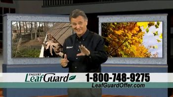 LeafGuard 99 Cent Install Sale TV Spot, 'Beautiful Time of Year' - Thumbnail 1