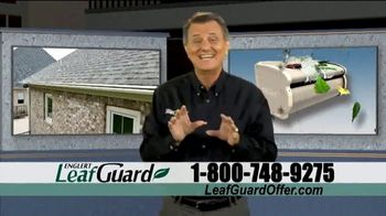 LeafGuard 99 Cent Install Sale TV Spot, 'Beautiful Time of Year' - Thumbnail 2