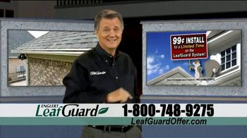 LeafGuard 99 Cent Install Sale TV Spot, 'Beautiful Time of Year' - Thumbnail 3