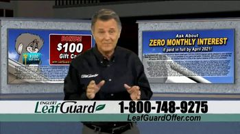 LeafGuard 99 Cent Install Sale TV Spot, 'Beautiful Time of Year' - Thumbnail 4