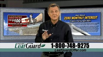 LeafGuard 99 Cent Install Sale TV Spot, 'Beautiful Time of Year' - Thumbnail 5