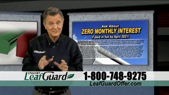LeafGuard 99 Cent Install Sale TV Spot, 'Beautiful Time of Year' - Thumbnail 8