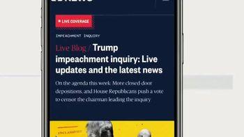 NBCNews.com TV Spot, 'Impeachment'