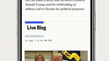 NBCNews.com TV Spot, 'Impeachment' - Thumbnail 3