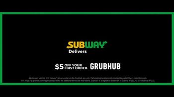 Subway TV Spot, 'Tear Away Pants: $5 Off' - Thumbnail 7
