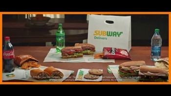 Subway TV Spot, 'Tear Away Pants: $5 Off' - Thumbnail 6