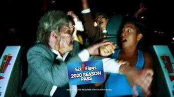 Six Flags Fright Fest TV Spot, 'Haunted Attractions' - Thumbnail 6