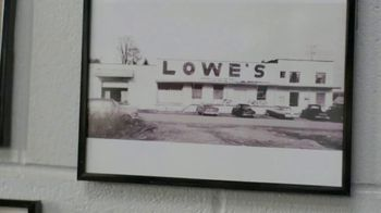 Lowe's TV Spot, 'Military Discount' - Thumbnail 1