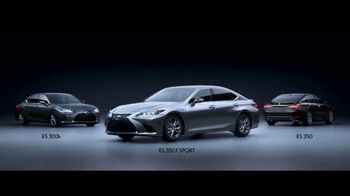 Lexus ES TV Spot, 'Why Bother' [T2] - Thumbnail 8