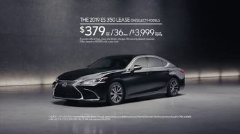Lexus ES TV Spot, 'Why Bother' [T2] - Thumbnail 9