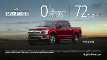 Ford Truck Month TV Spot, 'Drive It Home: Beast Mode' Song by Queen [T2] - Thumbnail 5