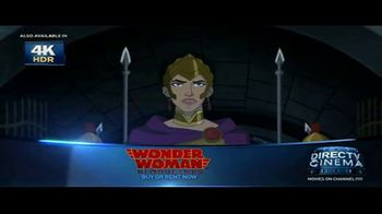 DIRECTV Cinema TV Spot, 'Wonder Woman: Bloodlines' - Thumbnail 1