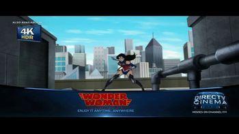 DIRECTV Cinema TV Spot, 'Wonder Woman: Bloodlines' - Thumbnail 2