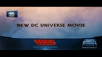 DIRECTV Cinema TV Spot, 'Wonder Woman: Bloodlines' - Thumbnail 4