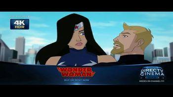 DIRECTV Cinema TV Spot, 'Wonder Woman: Bloodlines' - Thumbnail 5