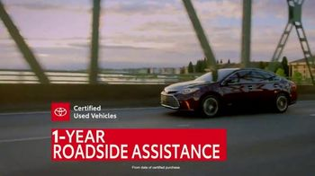 Toyota Certified Used Vehicles Sales Event TV Spot, 'Best Resale Value' [T2] - Thumbnail 8