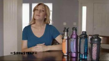 SippaStrap TV Spot, 'Universal Instant Handle' - Thumbnail 7